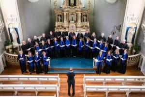 Gruppenfoto Bonner Kammerchor (2017)